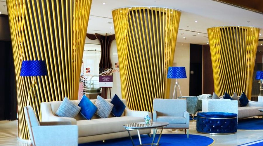 ميركيور جولد هوتل طريق المينا دبي-30 من 44 الصور