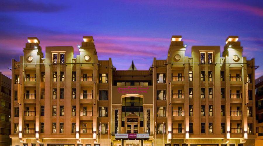 ميركيور جولد هوتل طريق المينا دبي-1 من 44 الصور