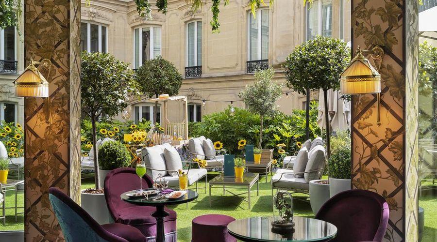 Hôtel Barrière Le Fouquet's-22 of 31 photos