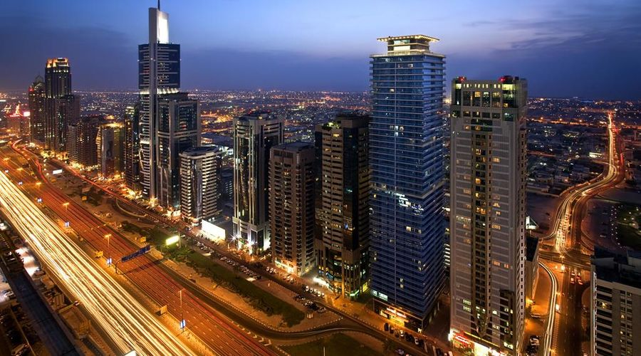 فور بوينتس باي شيراتون شارع الشيخ زايد، دبي-1 من 38 الصور