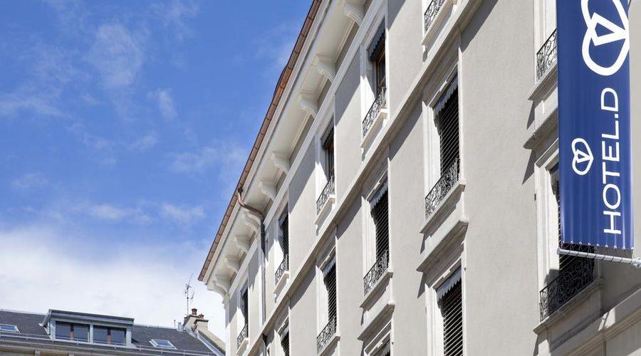 Hotel D Geneva-1 of 48 photos