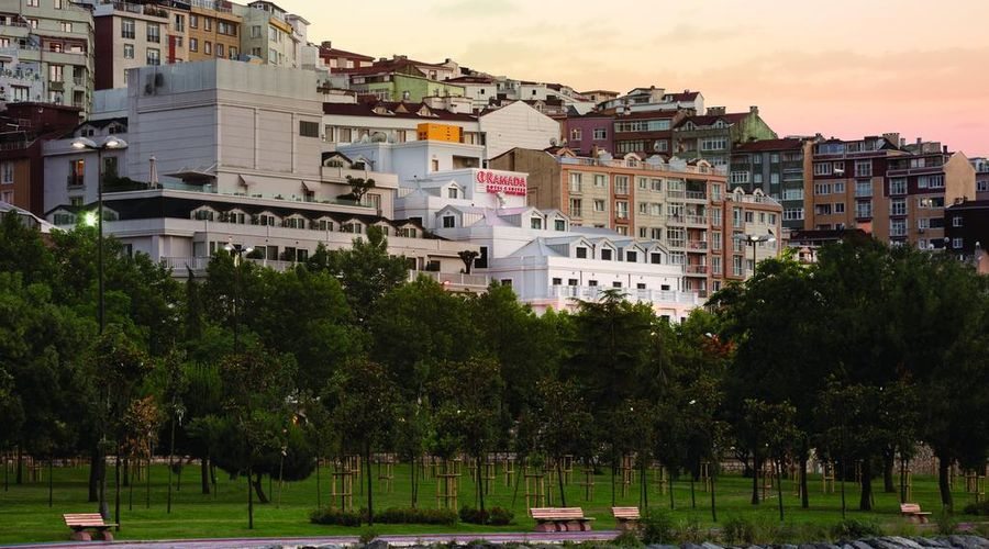 Ramada Hotel & Suites İstanbul Golden Horn-1 of 25 photos