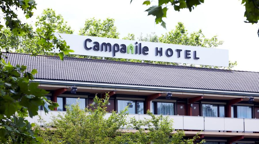 Hotel Campanile Amsterdam Zuidoost-11 of 20 photos