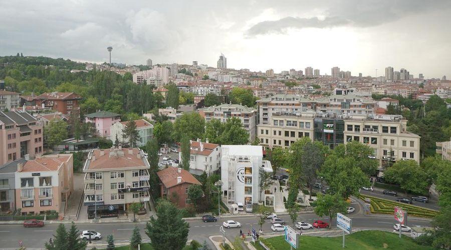 Sheraton Ankara Hotel & Convention Center-18 of 37 photos