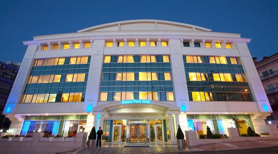 Ankara Plaza Hotel-1 of 42 photos
