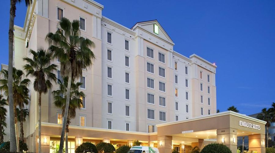 Embassy Suites by Hilton Orlando Airport-1 of 27 photos