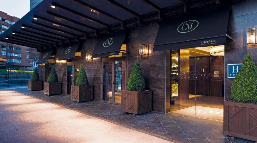 Hotel Claridge Madrid-0 of 27 photos