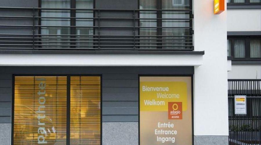 شقق أداجيو أكسيس ميونخ سيتي أوليمبيا بارك الفندقية-3 من 21 الصور