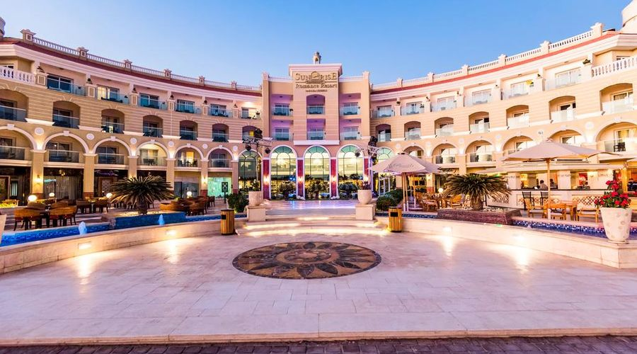 Sunrise Romance Resort (Adult Only) Sahl Hasheesh-1 من 28 الصور