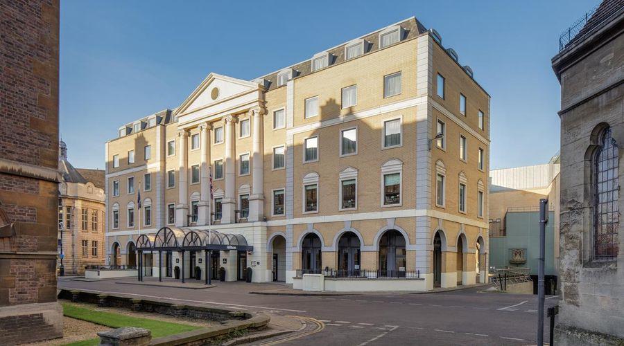 Hilton Cambridge City Centre-1 of 34 photos