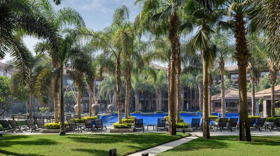 Dusit Thani Lake View Cairo-16 of 45 photos