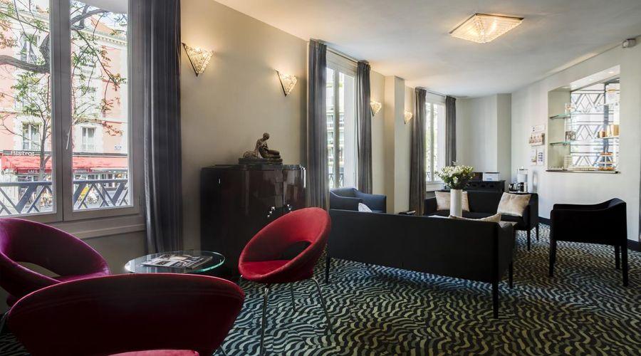 Best Western Hôtel Mercedes Arc de Triomphe-25 of 36 photos
