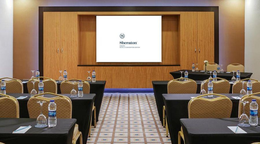 Sheraton Ankara Hotel & Convention Center-14 of 37 photos