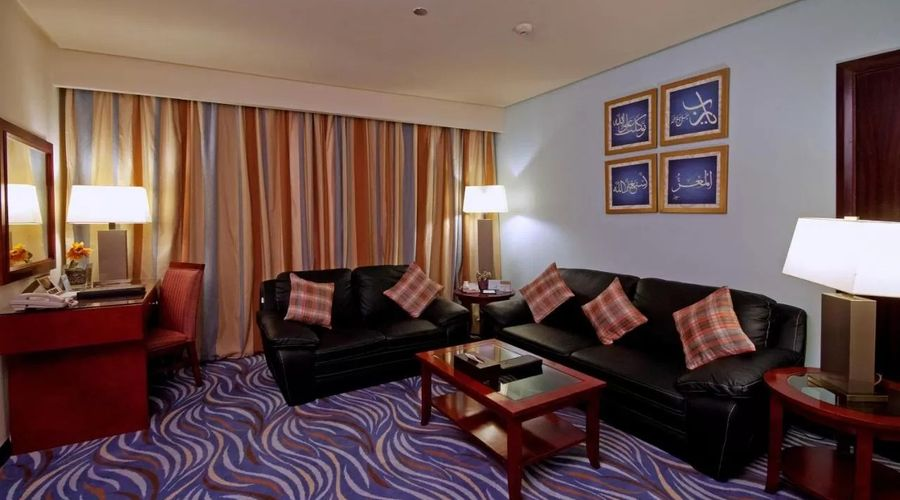 Dar Al Eiman Royal Hotel -23 of 29 photos