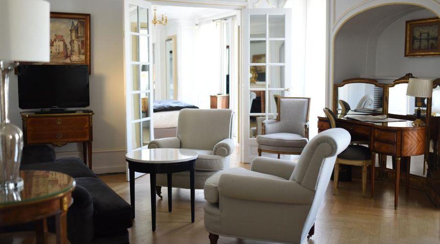 فندق لانكاستر باريس شانزليزيه -18 من 31 الصور