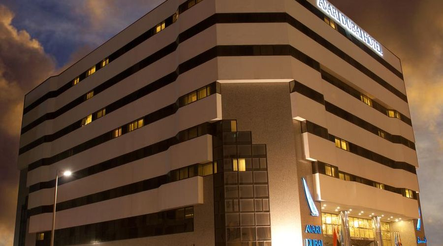 Avari Dubai Hotel -8 of 30 photos