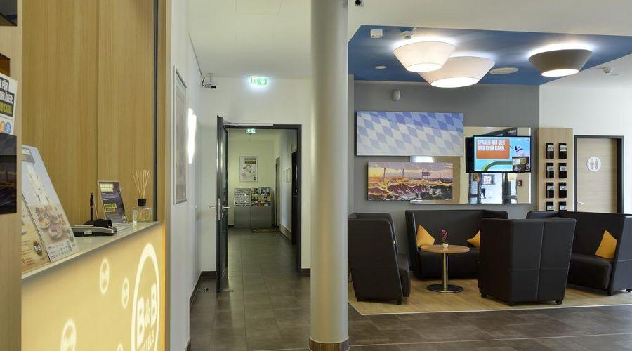 B&B Hotel München City Nord-5 من 20 الصور