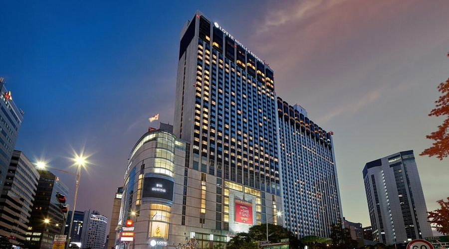 Lotte Hotel Seoul -1 of 42 photos