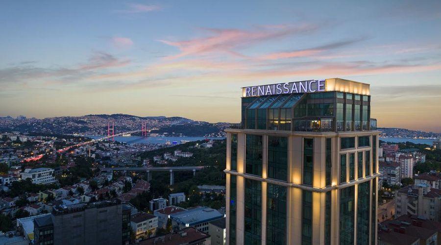 فندق رينسانس إسطنبول بولات البوسفور-1 من 43 الصور