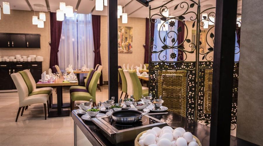 Olive Tree Hotel Amman-1 of 28 photos