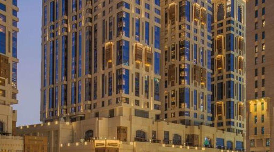 Jabal Omar Hyatt Regency Makkah-1 of 35 photos