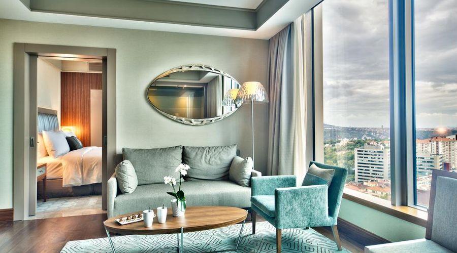 فندق رينسانس إسطنبول بولات البوسفور-13 من 43 الصور
