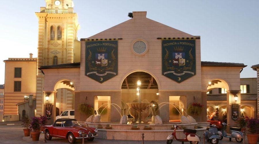 Universal's Loews Portofino Bay Hotel-1 of 22 photos