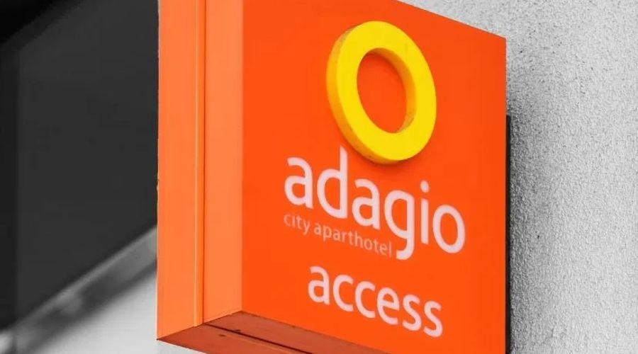 Aparthotel Adagio Access Bruxelles Europe Aparthotel-17 of 20 photos