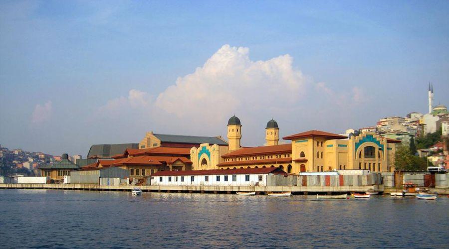 Ramada Hotel & Suites İstanbul Golden Horn-20 of 25 photos