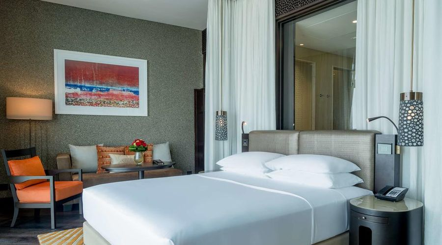 جراند حياة أبو ظبي فندق ومساكن لؤلؤة الإمارات-21 من 42 الصور