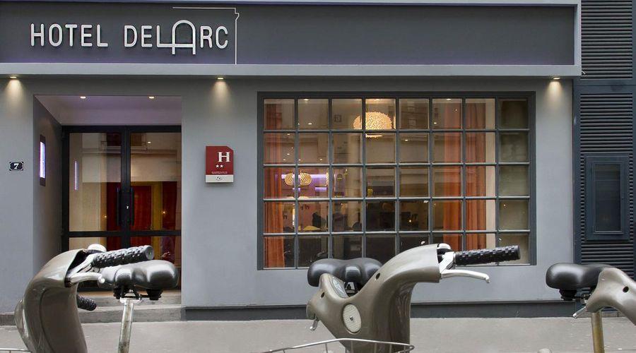 Hotel Delarc-20 of 33 photos
