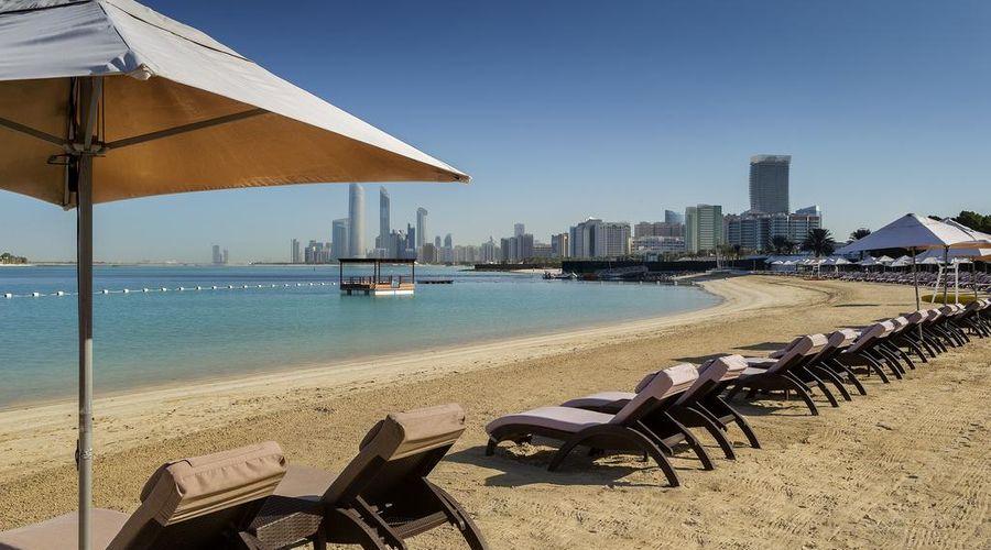 منتجع وفندق راديسون بلو، كورنيش أبو ظبي -34 من 35 الصور
