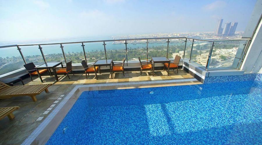 فندق رمادا كورنيش أبوظبي-30 من 30 الصور