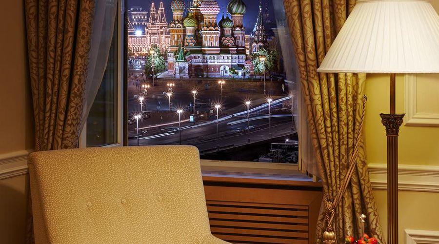 هوتل بالتسكوج كمبنسكي موسكو-24 من 36 الصور