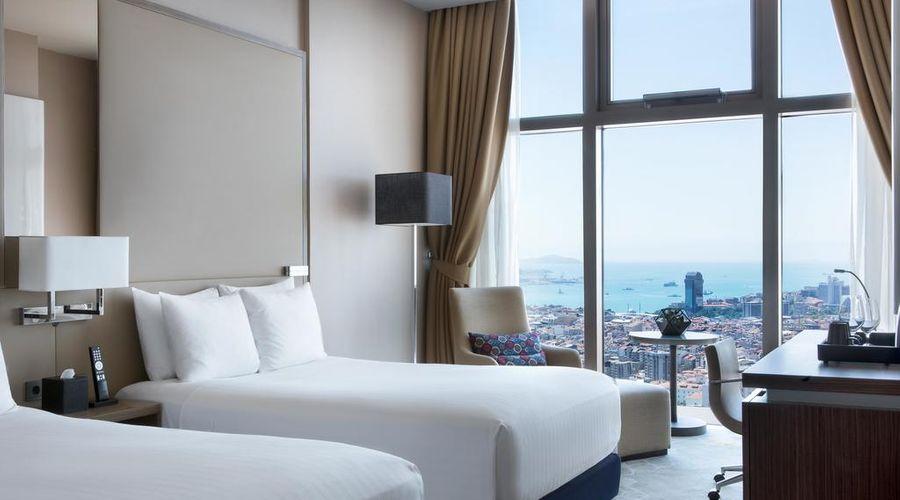 Istanbul Marriott Hotel Sisli-16 of 30 photos