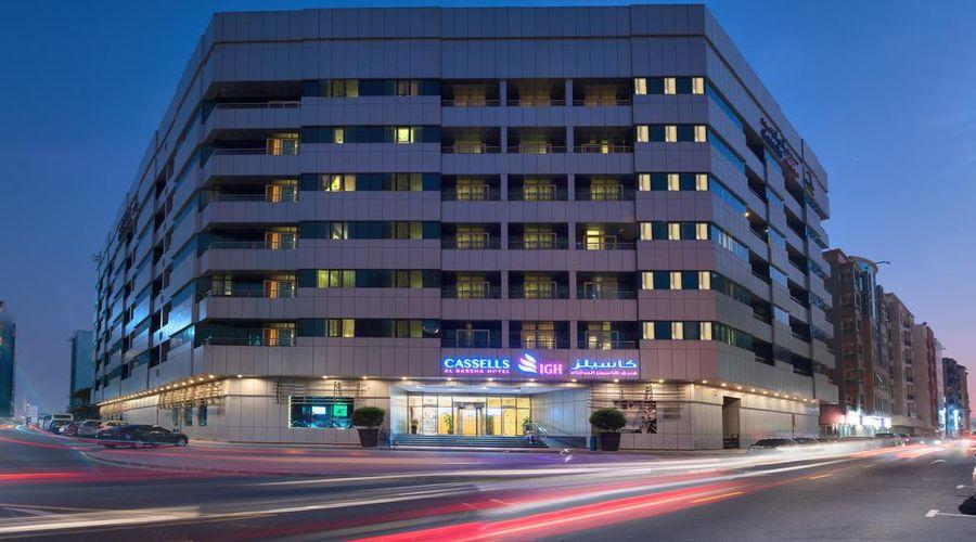 فندق كاسيلز البرشاء باي آي جي إتش-8 من 38 الصور
