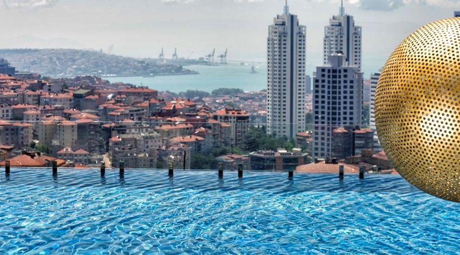 Fairmont Quasar Istanbul Hotel-27 of 30 photos