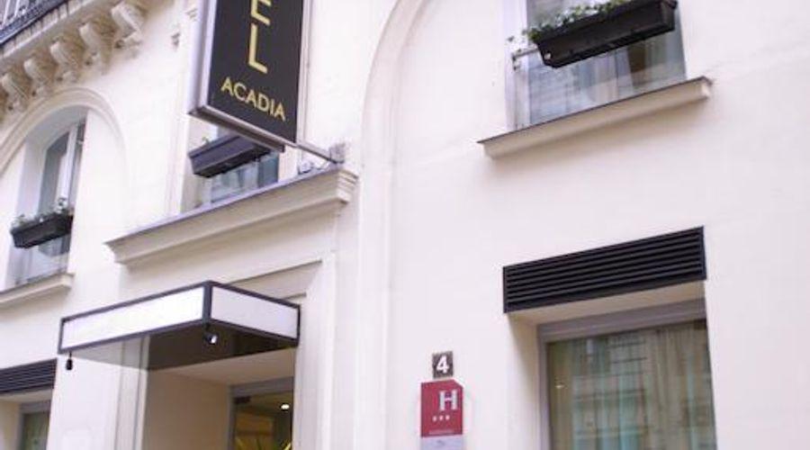 فندق أكاديا - أستوتيل-1 من 28 الصور