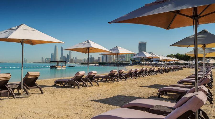 منتجع وفندق راديسون بلو، كورنيش أبو ظبي -5 من 35 الصور