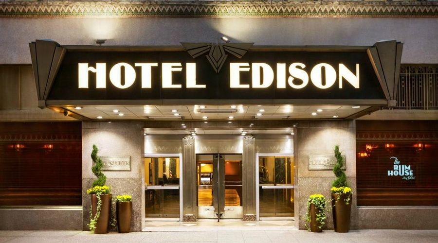Hotel Edison-2 of 30 photos
