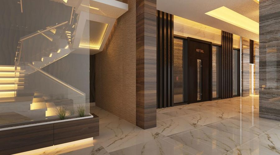 Radisson Blu Hotel, Dubai Waterfront-26 of 26 photos