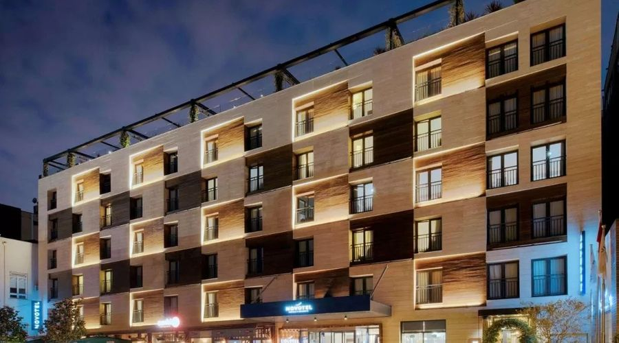 Novotel Istanbul Bosphorus Hotel-1 of 37 photos