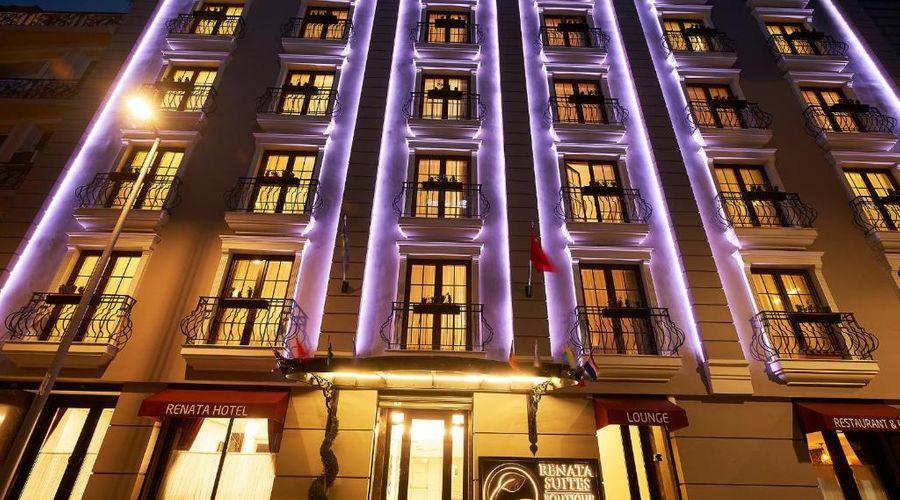 Renata Boutique Hotel Sisli-1 of 25 photos