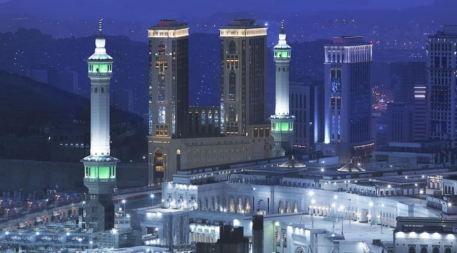 Hilton Makkah Convention Hotel -1 of 45 photos