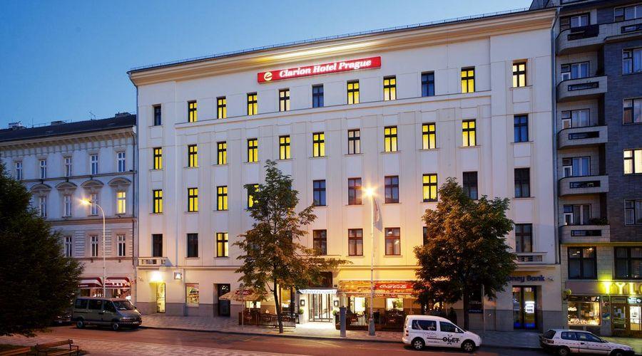 Clarion Hotel Prague City-10 of 25 photos