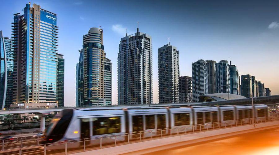 بولمان دبي أبراج بحيرات جميرا-1 من 39 الصور