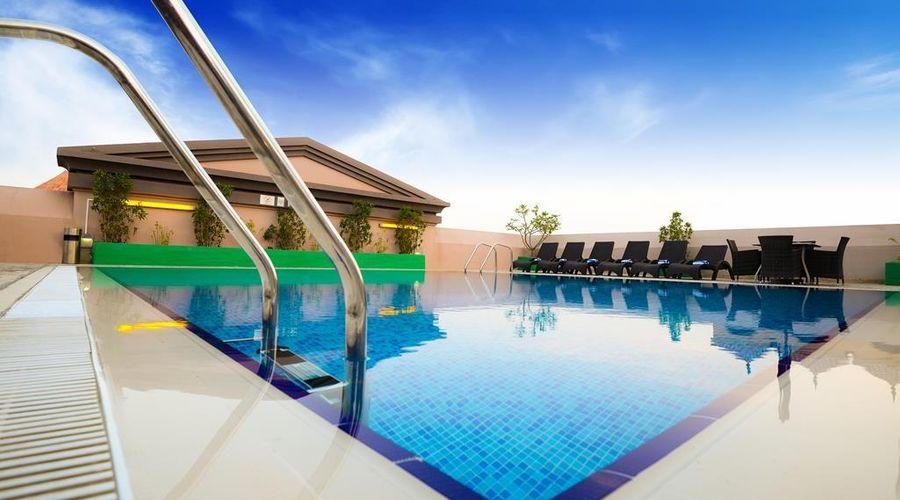 Hotel Golden Tulip Al Barsha Dubai-10 of 25 photos