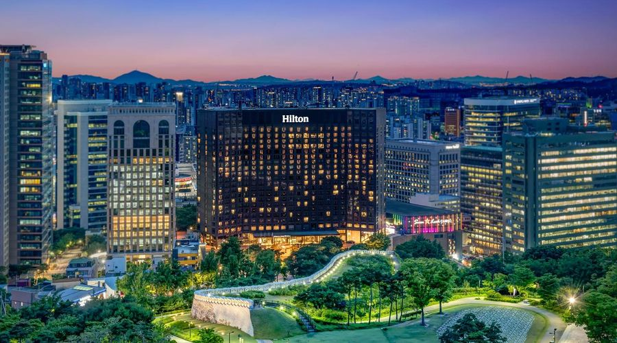 Millennium Hilton Seoul-1 of 33 photos