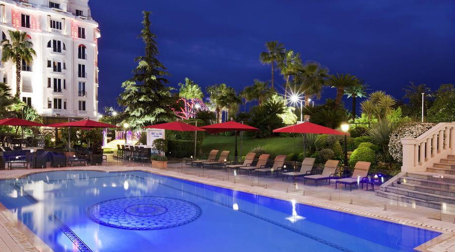 فندق باريير لو ماجستيك كان-13 من 35 الصور