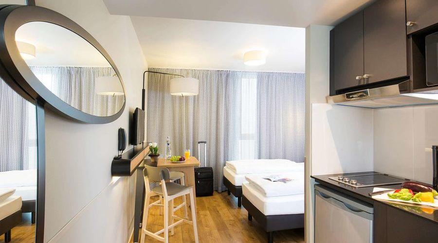 شقق أداجيو أكسيس ميونخ سيتي أوليمبيا بارك الفندقية-12 من 21 الصور